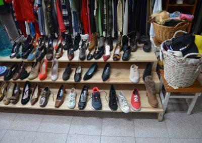 Zapatos segunda mano