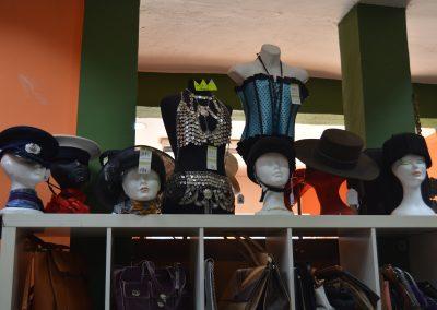 chapeus y gorros de segunda mano